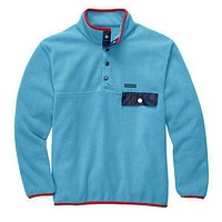 All Prep Pullover in Retro Blue by Southern Proper