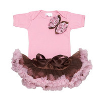 """Girls Baby Gifts -New Born Baby Clothes- Boutique Girl Clothes-Newborn Baby Tutu- Baby Tutu Sets-Bella Bowtique Tutu """"Trendy Baby Clothes"""""""