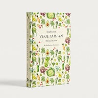 Stuff Every Vegetarian Should Know By Katherine McGuire   Urban Outfitters
