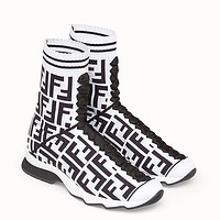 FENDI Socks Boots Sneakers Sport Shoes