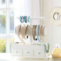 Classic Hair Accessories Storage