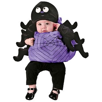 Infant Spider Vest With Hat
