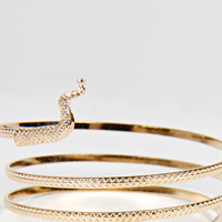 Elvie Snake Arm Cuff