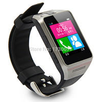 Bluetooth smart watch wrist watch pedometer for Android phone support SIM card