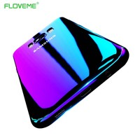 Online Shop FLOVEME Phone Case For iPhone 7 6s 6 Plus 5s Xiaomi redmi 4 pro Cases For Huawei P10 Samsung Galaxy S6 S7 S8 Edge Cover Blue-Ray   Aliexpress Mobile