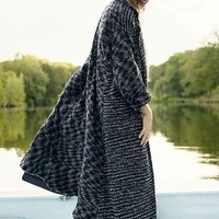 Urban Renewal Remade One Button Maxi Coat