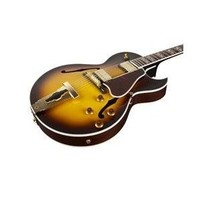 Gibson Custom L-4 Ces Mahogany Hollowbody Electric Guitar (Faded Tobacco) Faded Tobacco