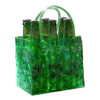 Chill It Beer Bottle Bag 6 - Limesicle