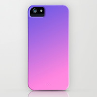 Purple & Pink Ombre iPhone & iPod Case by Electric Avenue