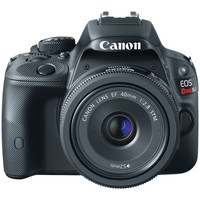 Canon 18.0 Megapixel Eos Rebel Sl1 Digital Slr Camera
