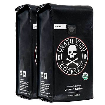 Death Wish Coffee - 2 Pound