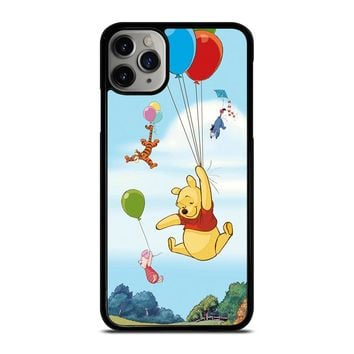 WINNIE THE POOH BALLOON iPhone Case Cover