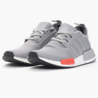 """""""Adidas"""" NMD Trending Fashion Casual Sports Sneakers Shoes Grey"""