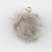 Pom Keychain Bag Charm | Keychains + Bag Charms