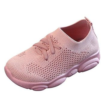 Baby Sneakers  Flat Shoes
