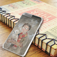 Harry Potter And The Owl iPhone 6 Plus | iPhone 6S Plus Case