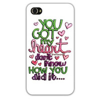 Ariana Grande The Way Art iPhone Case by samonstage on Etsy