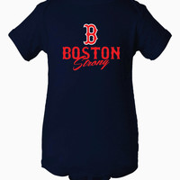 Boston Strong Onesuit