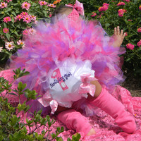 Baby Girl--1st Birthday Diaper Cover Bloomers-- Made To Match Any Of Our Birthday Tutu Sets