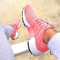 NIKE Air Presto New Fashion Women Fashion Running Sport Casual Sneakers Shoes