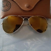 Mens Ray Ban Aviator Sunglasses