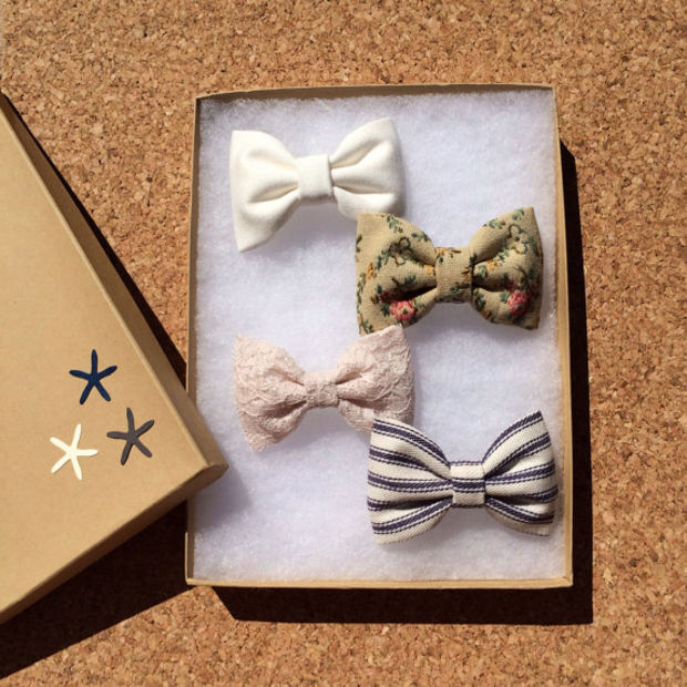 Mother & Kids Girls' Clothing Alert 1piece New 12 Colors Lovely Ear Bow With Elastic Hair Band Rope Boutique Ribbon Hair Bow With Unicorn Horn For Girls 870 Possessing Chinese Flavors