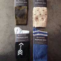 "Recycled Cotton ""Bartrams"" Socks"