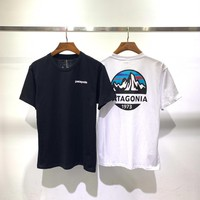 HCXX 19June 247 PATAGONIA Patagonia Snow Mountain 1973 Sprint T-Shirts