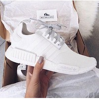 """Adidas"" NMD Women Men Fashion Trending Running Sports Shoes Sneakers"