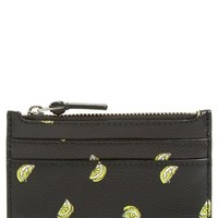MARC BY MARC JACOBS 'Fruit - Lina' Leather Wallet | Nordstrom