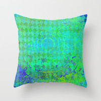 in my heart Throw Pillow by LadySam