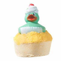 Bath Bombs - Rubber Duck Bath Bomb by Sassy Bubbles -- Lemmon Verbena Scent