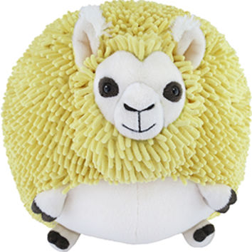 Squishable Alpaca: An Adorable Fuzzy Plush to Snurfle and Squeeze!