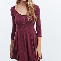 BDG Sally Henley Dress - Urban Outfitters