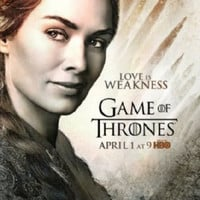 Game Of Thrones Poster 24inx36in