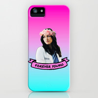 Greys Anatomy: Forever Young iPhone & iPod Case by drmedusagrey