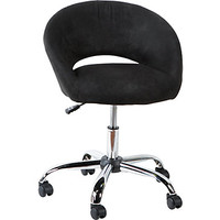 Healy Black Desk Chair