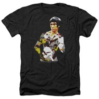 Bruce Lee - Body Of Action Adult Heather