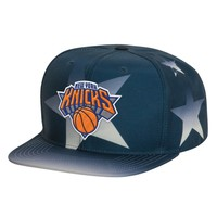 Award Ceremony Snapback New York Knicks Mitchell & Ness Nostalgia Co.