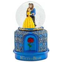 Beauty and the Beast: The Broadway Musical Snowglobe | Disney Store