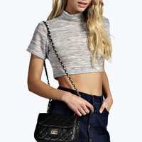 Julia Quilted Cross Body Bag