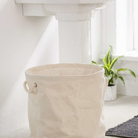 Canvas Rope Laundry Bag   Urban Outfitters