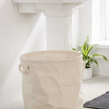 Canvas Rope Laundry Bag | Urban Outfitters