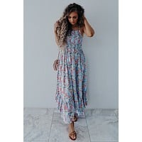 Coastal Beauty Maxi: Multi