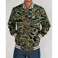 The Hundreds Chain Jacket - Men's at CCS
