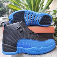 "Air Jordan 12 ""Game Royal"" - Best Deal Online"