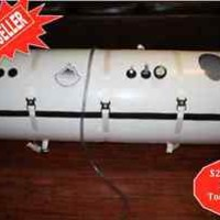 28 Inch Dive USED Hyperbaric Chamber W/ Gift Card | Summit to Sea