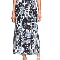 Banana Republic Womens Factory Print Maxi Skirt