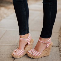 Spring Song Wedges