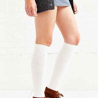 Cozy Marled Knee-High Sock-